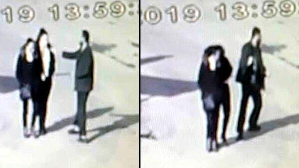 Kadınlara kimyasal sıvıyla saldıran şüpheli aranıyor - Sputnik Türkiye