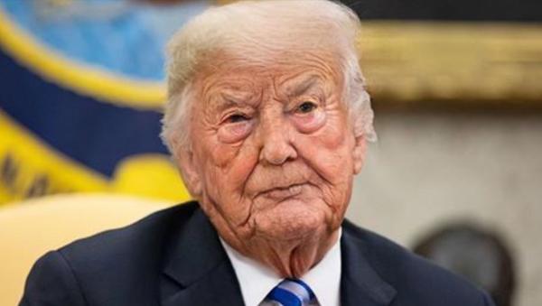 Donald Trump - FaceApp - Sputnik Türkiye