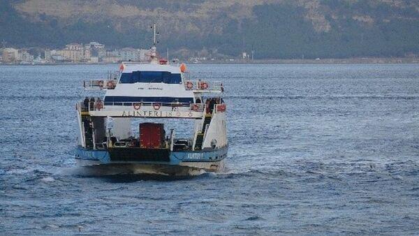 Çanakkale, feribot - Sputnik Türkiye