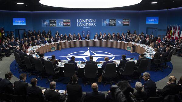 NATO Liderler Zirvesi-Londra - Sputnik Türkiye
