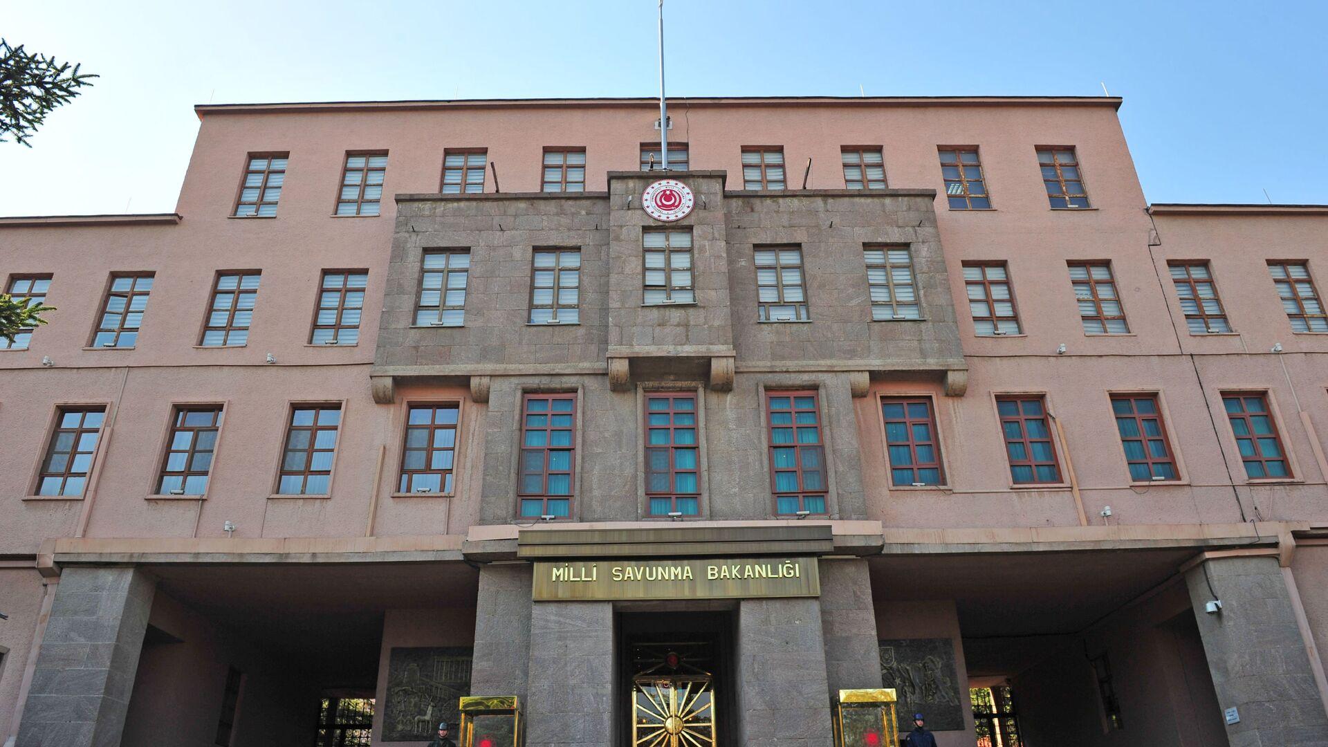 Milli Savunma Bakanlığı (MSB) - Sputnik Türkiye, 1920, 25.06.2021