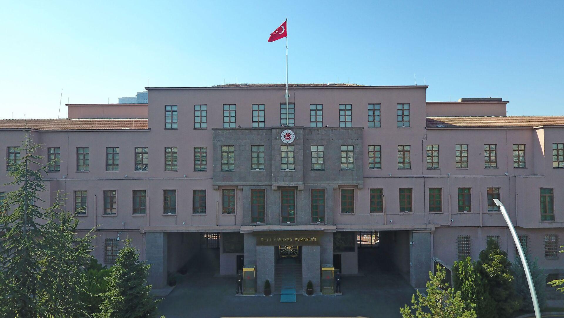 Milli Savunma Bakanlığı (MSB) - Sputnik Türkiye, 1920, 15.02.2021