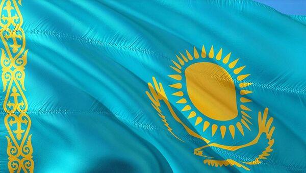 Kazakistan bayrağı - Sputnik Türkiye
