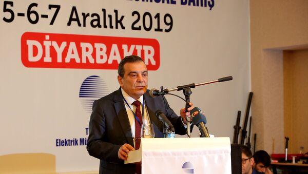 TMMOB Yönetim Kurulu Başkanı Emin Koramaz - Sputnik Türkiye