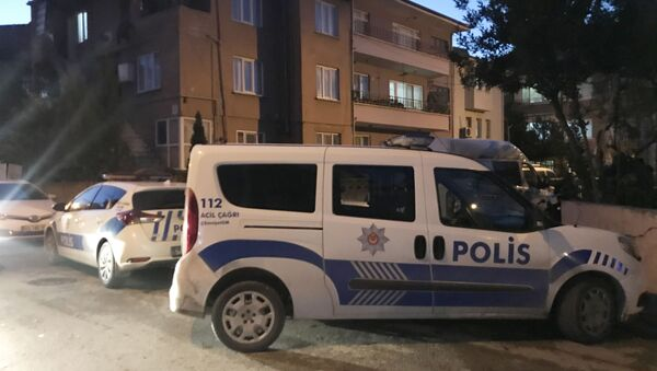 Kimya Bölümü öğrencisi siyanür içerek intihar etti - Sputnik Türkiye