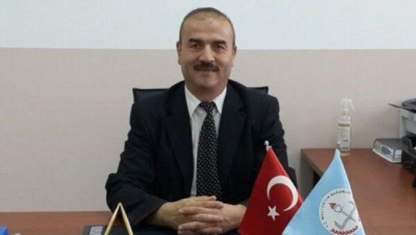 Şahin Özdemir - Sputnik Türkiye