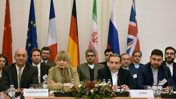 Avusturya'da 'İran nükleer anlaşması' görüşmesi - Sputnik Türkiye