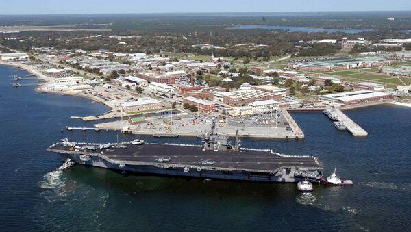Pensacola donanma üssü, Florida - Sputnik Türkiye