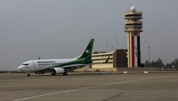 Bağdat Uluslararası Havaalanı - Sputnik Türkiye