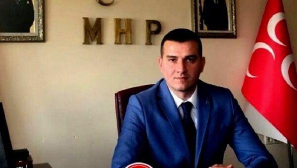 Burak Pehlivan - Sputnik Türkiye
