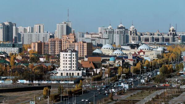 Kazakistan'ın başkenti Nursultan - Sputnik Türkiye