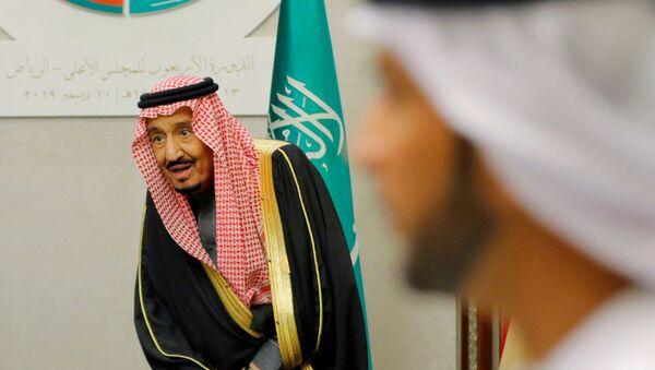 Suudi Arabistan Kralı Selman bin Abdulaziz - Sputnik Türkiye