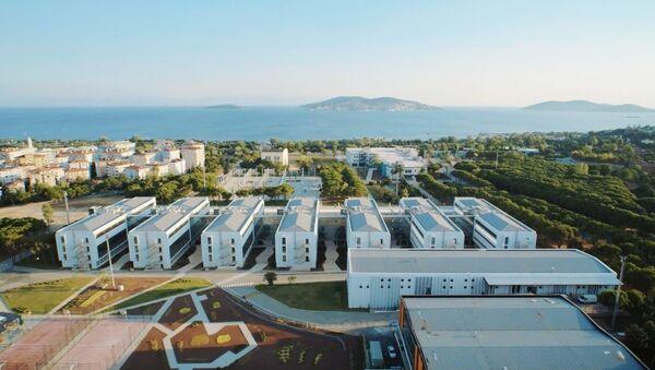 Şehir Üniversitesi - Sputnik Türkiye