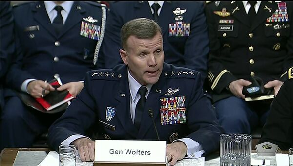Air Force Gen. Tod D. Wolters, the commander of U.S. European Command - Sputnik Türkiye