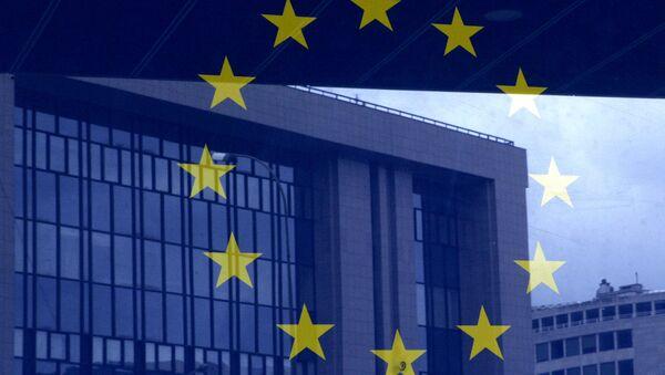 Avrupa Konseyi binası -  Avrupa Birliği (AB) - Sputnik Türkiye