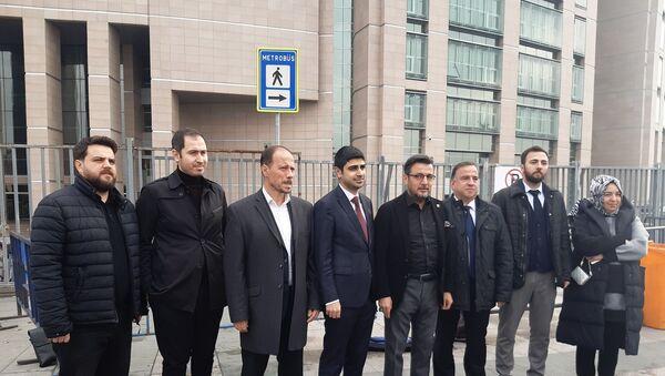 Dönerciler, Canan Karatay'a suç duyurusu - Sputnik Türkiye