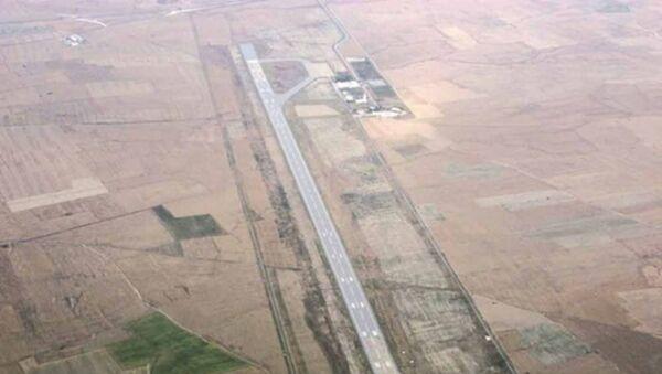 Geçitkale Havaalanı - Sputnik Türkiye