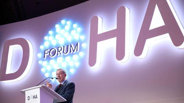 Akar, 19. Doha Forumu'nda konuştu - Sputnik Türkiye