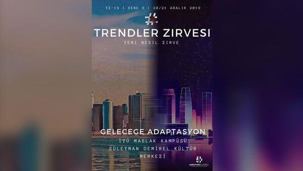 İTÜ Trendler Zirvesi - Sputnik Türkiye