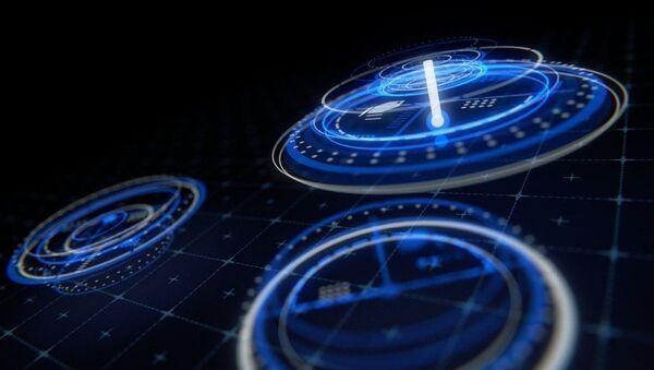Dijital hologrofi - Sputnik Türkiye