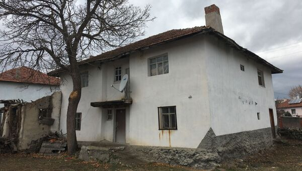Boris Johnson'un dede babasının Kalfat köyündeki evi. - Sputnik Türkiye