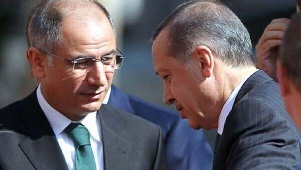 Efkan Ala, Recep Tayyip Erdoğan - Sputnik Türkiye