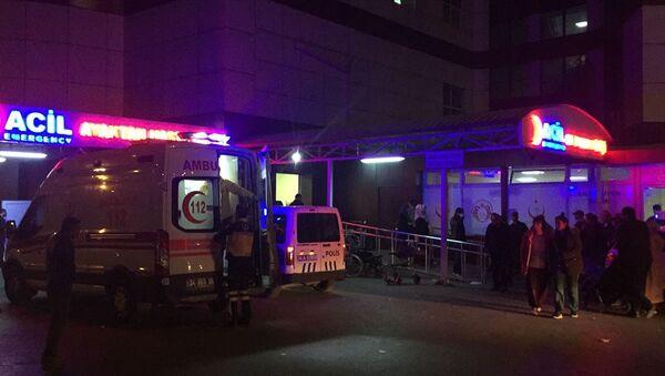 İstanbul - hastane - acil - Sputnik Türkiye