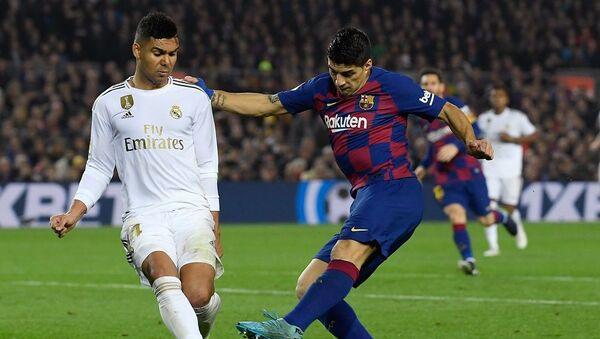 Barcelona Real Madrid - Sputnik Türkiye