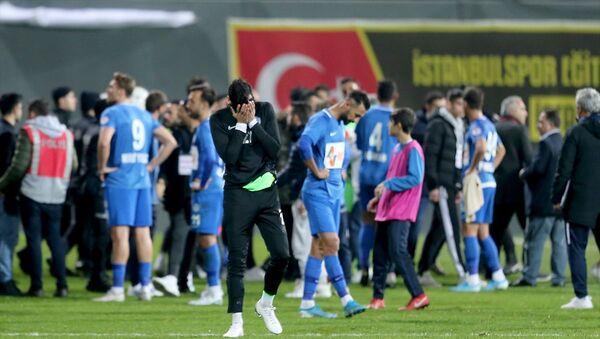 Galatasaray - Tuzlaspor - Sputnik Türkiye