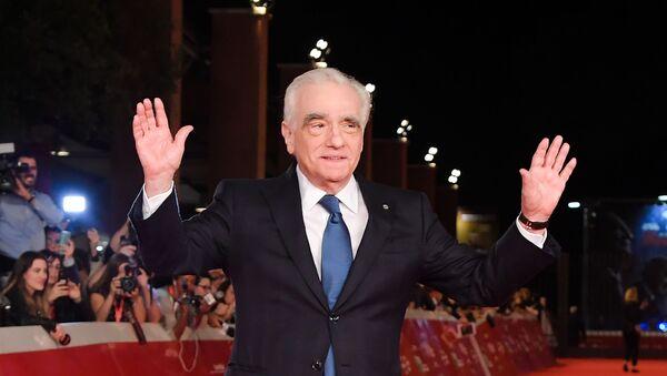 Yönetmen Martin Scorsese - Sputnik Türkiye