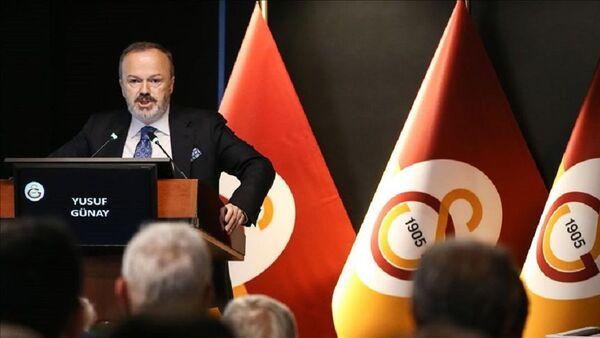 Yusuf Günay - Sputnik Türkiye