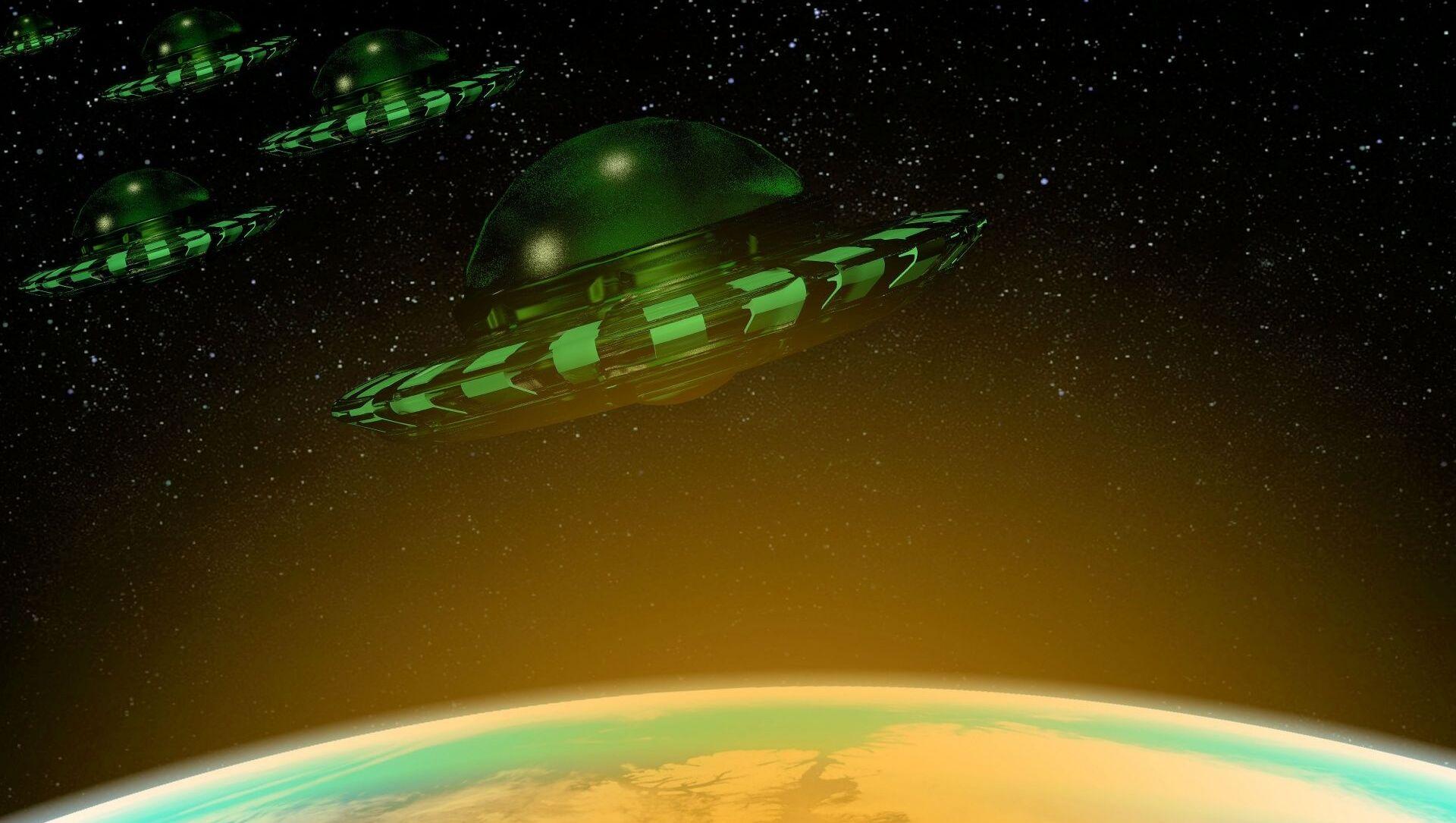 UFO - Sputnik Türkiye, 1920, 22.03.2021