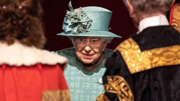 Kraliçe 2. Elizabeth - Sputnik Türkiye