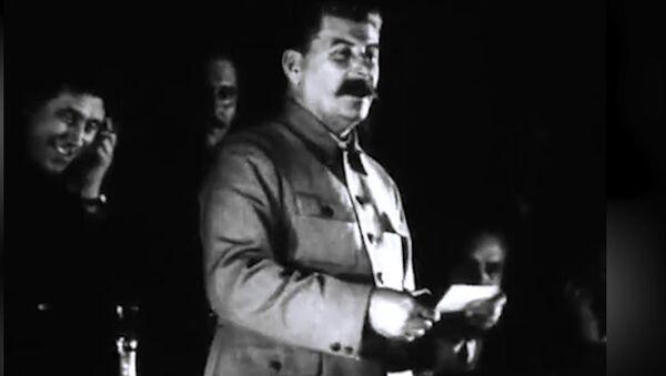 Josef Stalin 140 yıl önce bugün doğdu - Sputnik Türkiye