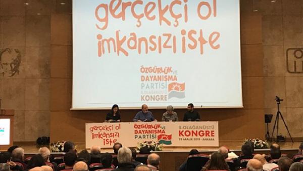 ÖDP kongresi - Sputnik Türkiye