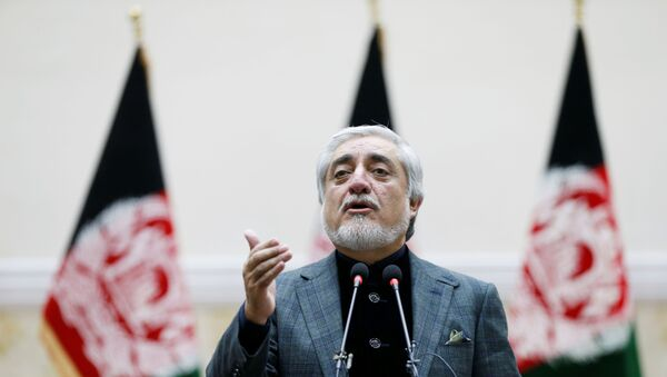 Afganistan İcra Kurulu Başkanı ve cumhurbaşkanı adayı Abdullah Abdullah - Sputnik Türkiye