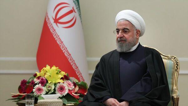 İran Cumhurbaşkanı Ruhani - Sputnik Türkiye