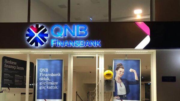 QNB Finansbank - Sputnik Türkiye