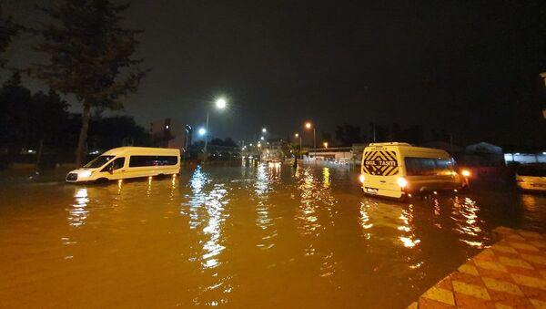 Adana, yağış, sel - Sputnik Türkiye
