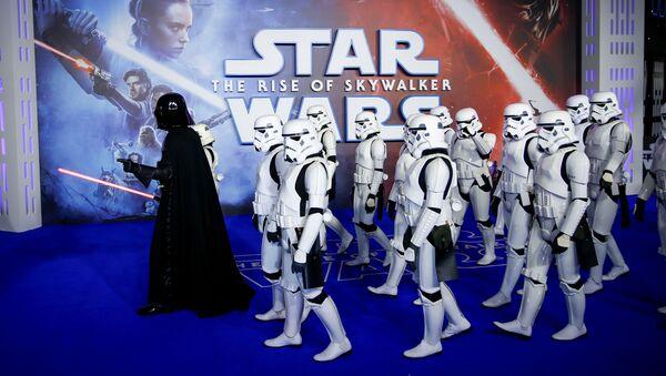 Star Wars: The Rise of Skywalker filminin İngiltere'nin başkenti Londra'daki galası - Sputnik Türkiye