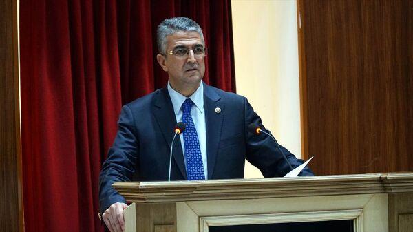 MHP Genel Başkan Yardımcısı Kamil Aydın - Sputnik Türkiye