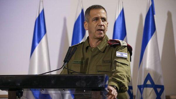 İsrail Genelkurmay Başkanı Aviv Kohavi - Sputnik Türkiye