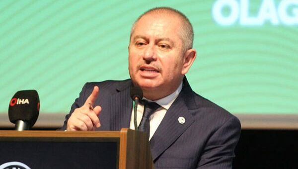 Konyaspor Kulübü Başkanı Hilmi Kulluk - Sputnik Türkiye