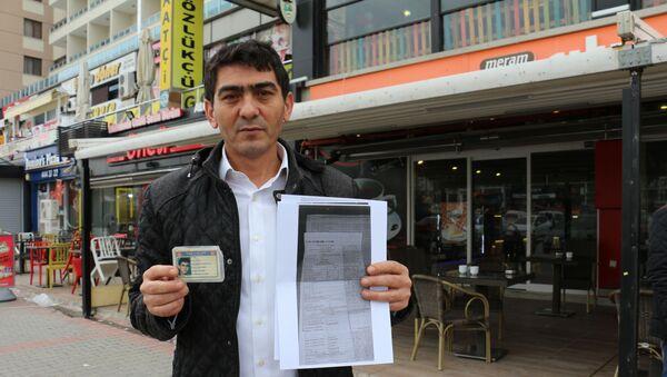 Faruk C- Trafik cezası- Alkol - Sputnik Türkiye