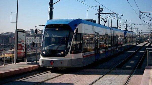 T1 Kabataş-Bağcılar tramvay hattı - Sputnik Türkiye