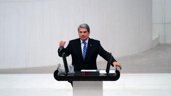 İYİ Parti İzmir Milletvekili ve Genel Sekreteri Aytun Çıray  - Sputnik Türkiye