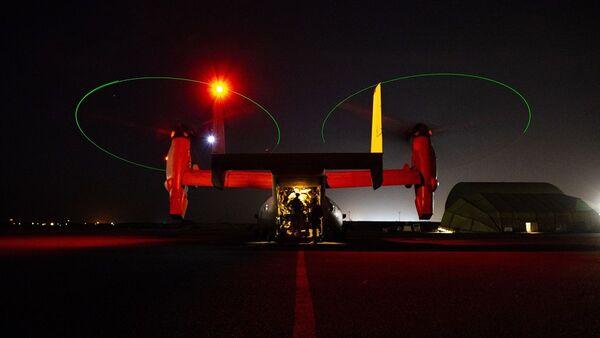 Irak'taki ABD askerleri - Sputnik Türkiye