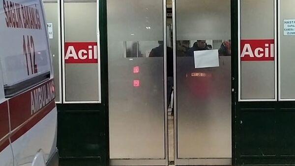 acil, hastane - Sputnik Türkiye