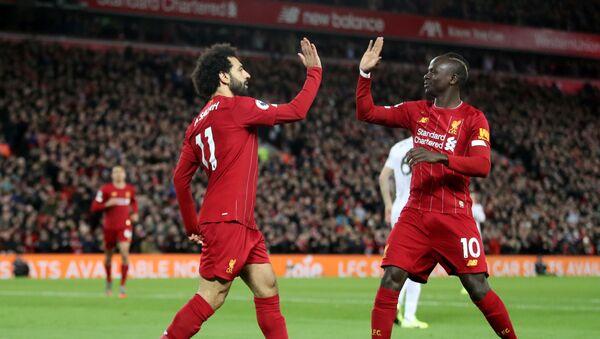 Premier Lig'de Liverpool'dan üst üste 11. galibiyet - Sputnik Türkiye