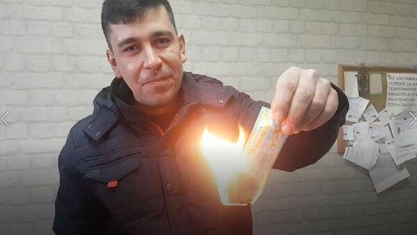 Esat Şahan - Sputnik Türkiye